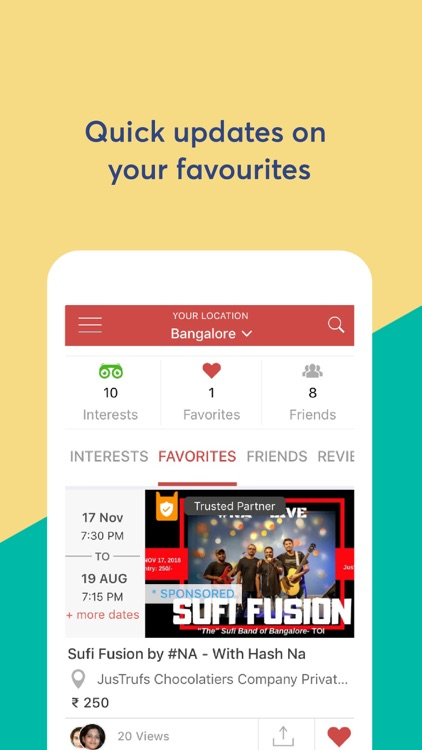 Events High - Meet Your City! screenshot-4