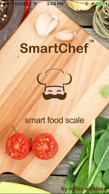 Smart Chef Smart Food Scale screenshot-0