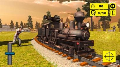 Zombie Survival Train Attack screenshot four