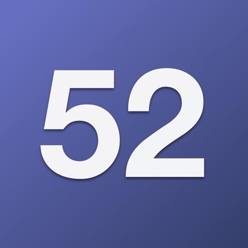 52 Weeks Saving Challenge