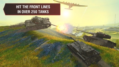 World of Tanks Blitz Screenshots