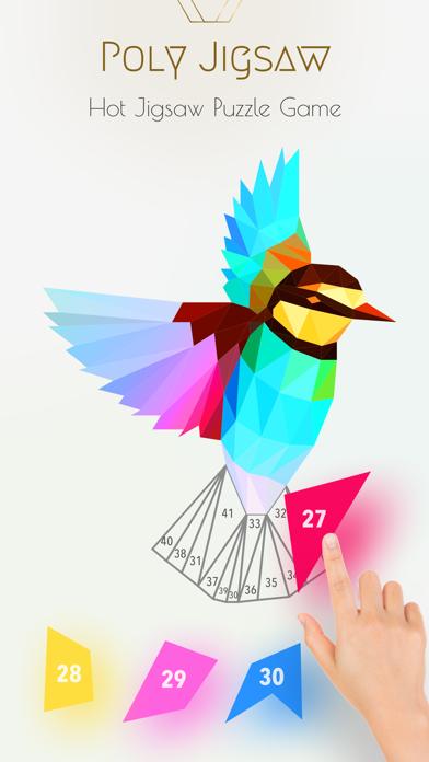 Poly Jigsaw - Art Puzzle Games screenshot 1
