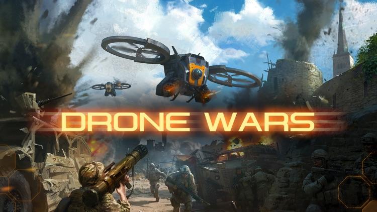 Drone Wars: Second Strike screenshot-0