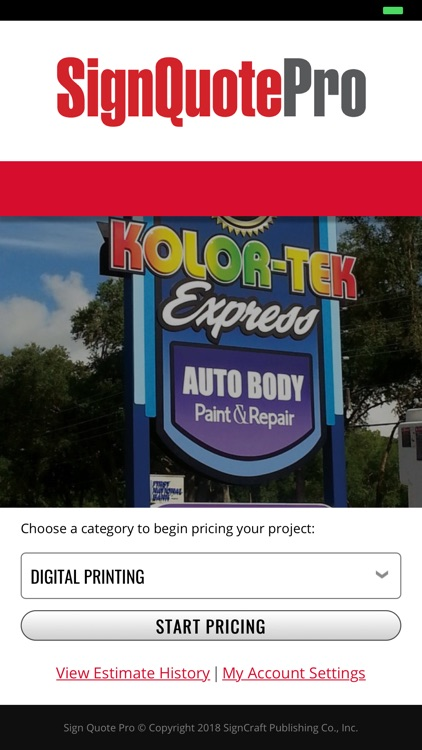 Sign Quote Pro