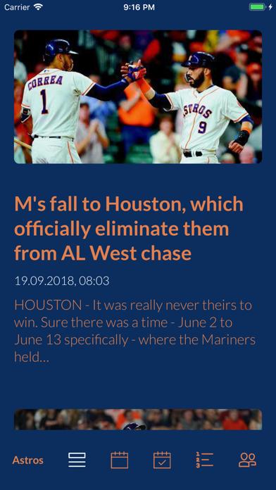 Go Sports News screenshot one