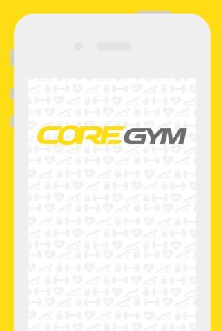 Core Gym screenshot 1
