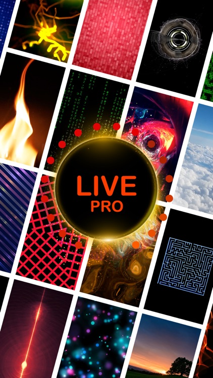 Live Wallpapers : New live wallpapers for iPhone screenshot-0