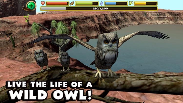Owl Simulator screenshot-0