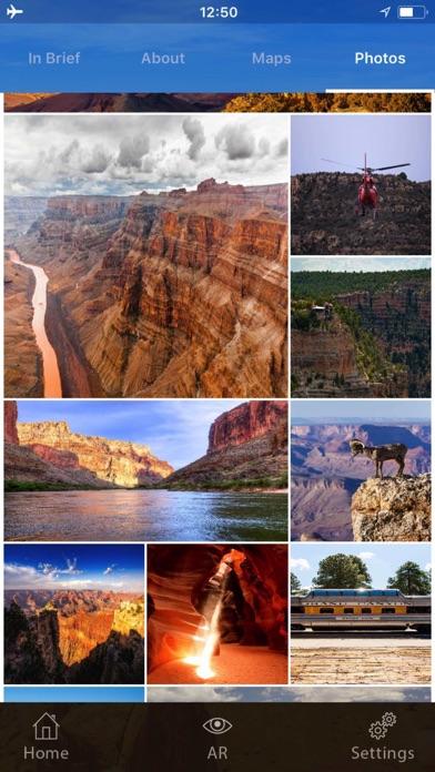 科羅拉多大峽谷 - 大峽谷國家公園屏幕截圖2