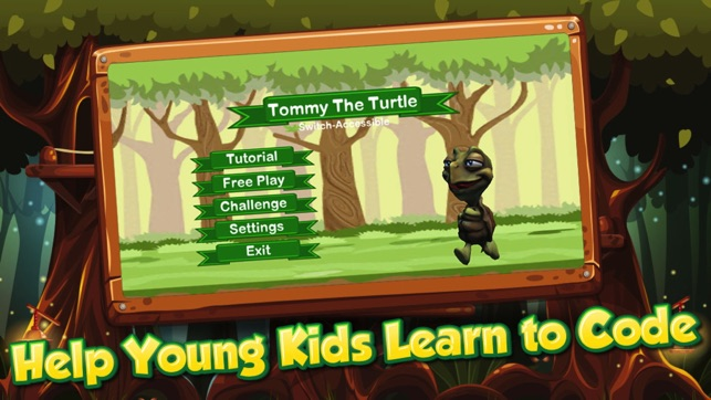 Tommy the Turtle Learn to Code on the App Store