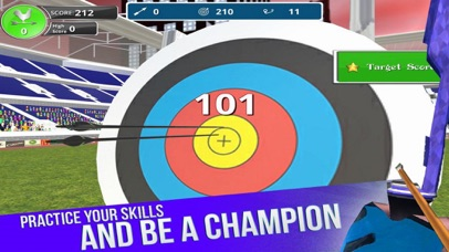 Archery Sport Cup screenshot 3
