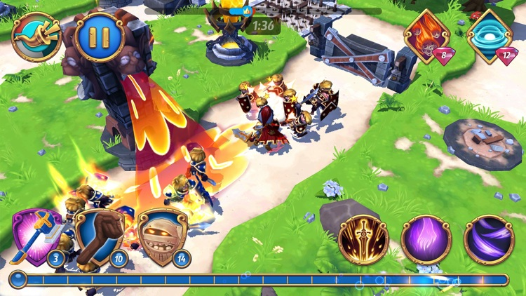 Royal Revolt 2 screenshot-3