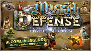 Myth Defense HD:光の軍団のおすすめ画像1