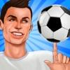 Puppet Soccer Ball Kick Strike