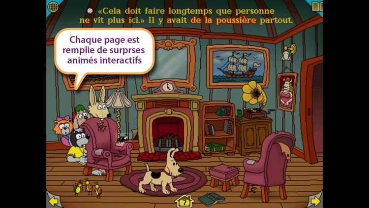 FR-Harry et la Maison Hantée screenshot-3