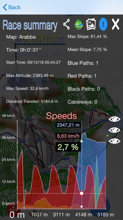 3DSkiTracks - Switzerland screenshot-4