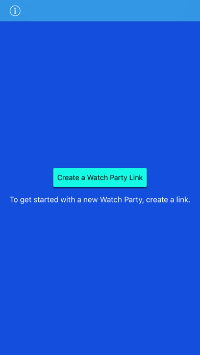 Watch Party - Theater Anywhere screenshot one