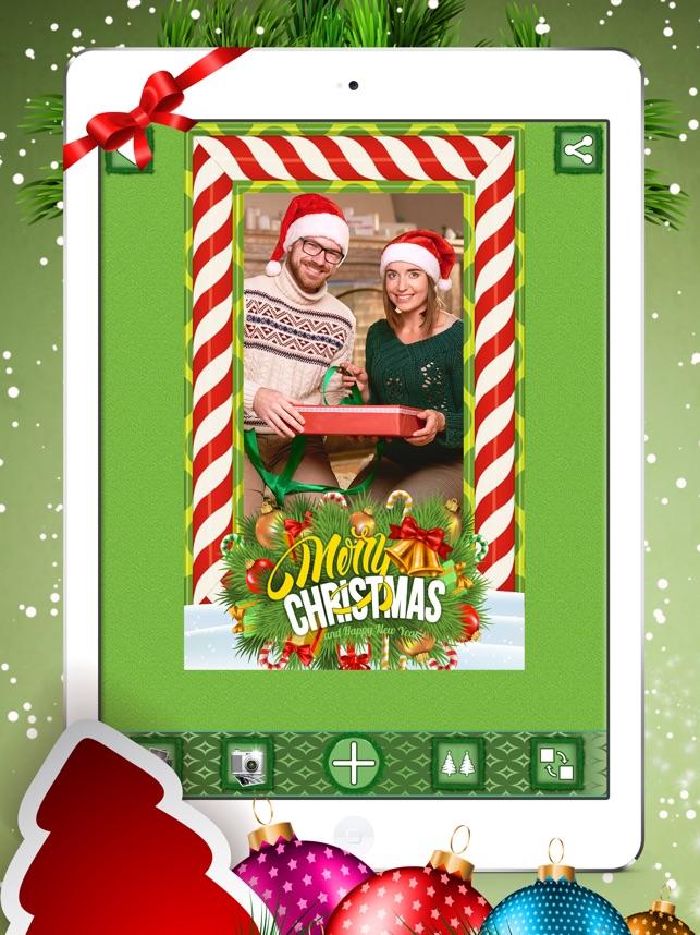 Weihnachten Bilderrahmen 2017 im App Store