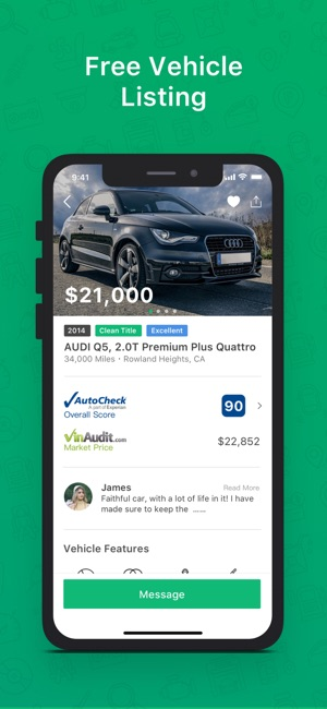 Hiveel - Used Car Marketplace on the App Store