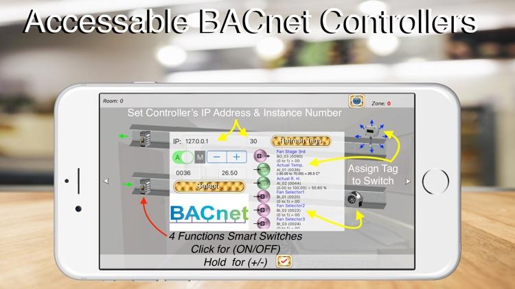 HOS Smart Home BACnet & BMS MP screenshot-0
