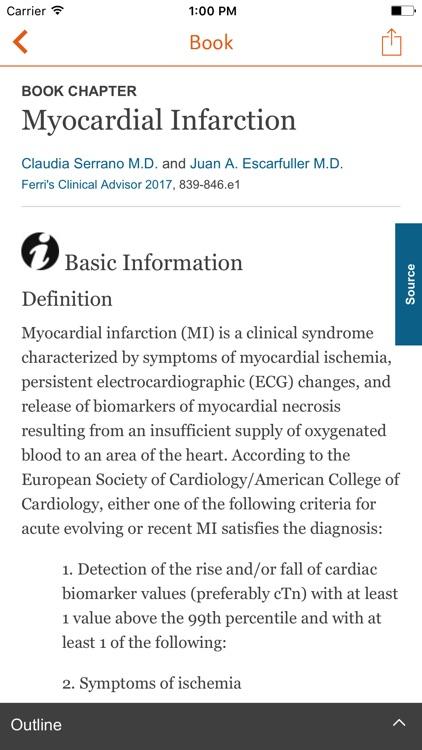ClinicalKey screenshot-4