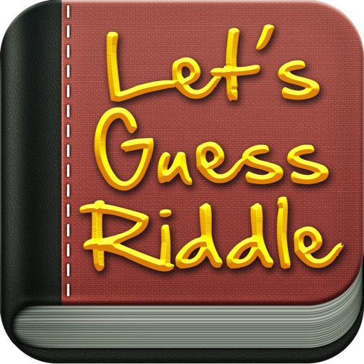 Let´s Guess Riddle ™ reveal what is the riddles from addictive word puzzle quiz game iOS App