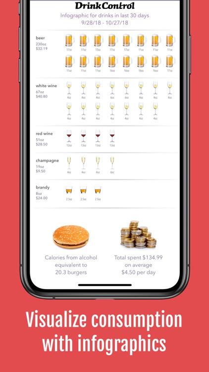 DrinkControl – Alcohol Tracker screenshot-8