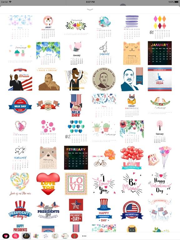 2018 Calendar & Celebrations screenshot 7