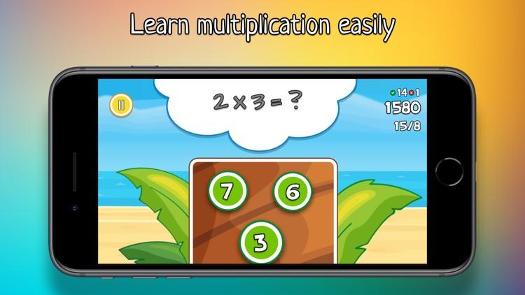 MEGA Multiplication 1-100 screenshot-0