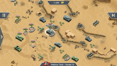 Screenshot #1 pour 1943 Deadly Desert Premium