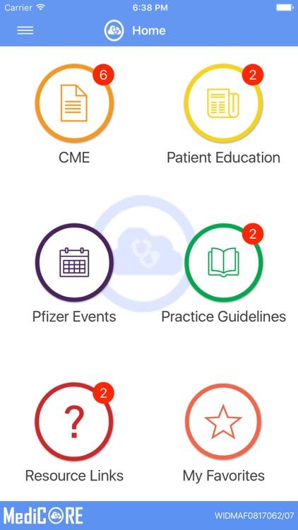 Medicore screenshot-4