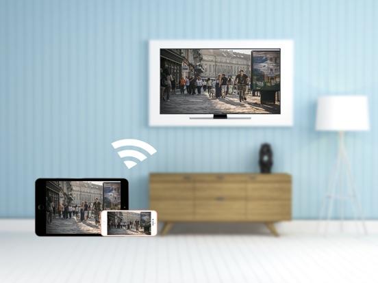 Screenshot #4 pour Air Play View Smart Samsung TV