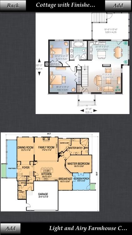Country House Design screenshot-3