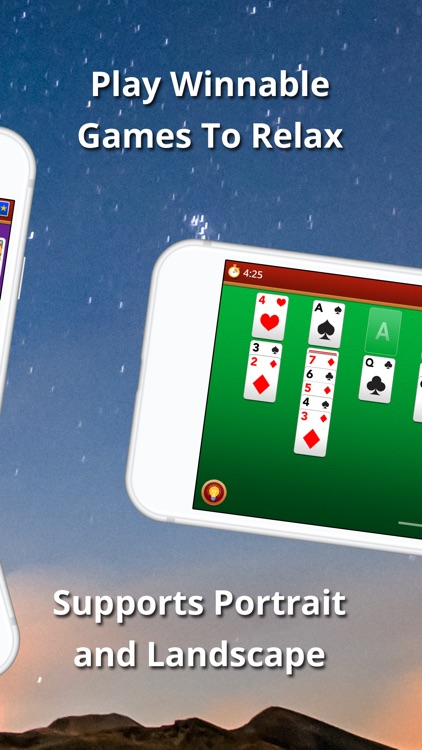 Solitaire+؜ screenshot-4