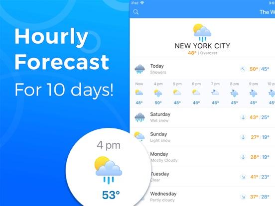 Weather' Pro screenshot 4