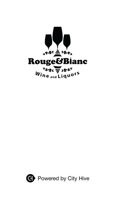 Rouge and Blanc screenshot one