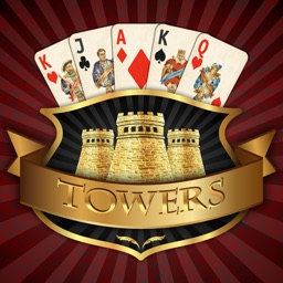 Towers Tri Peaks Solitaire