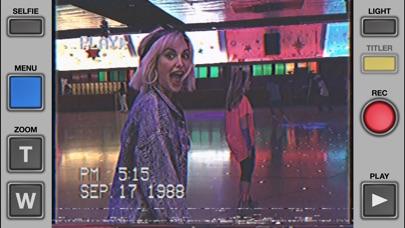 VHS Cam Lite - THE ORIGINAL app image