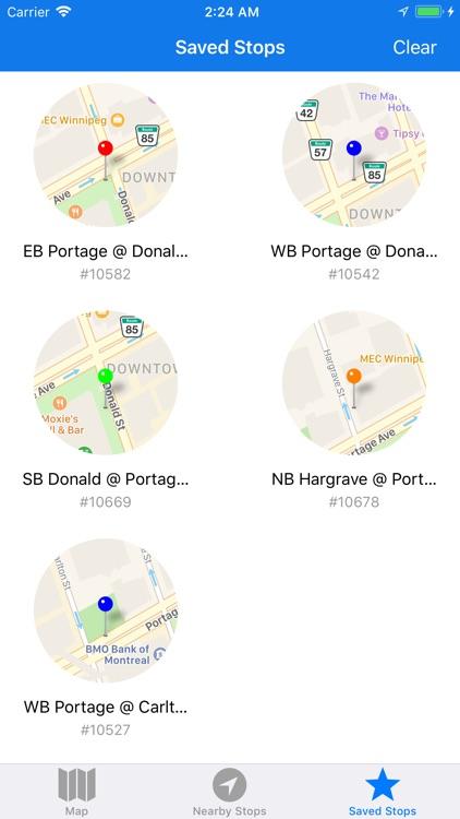 Winnipeg Bus Live screenshot-3