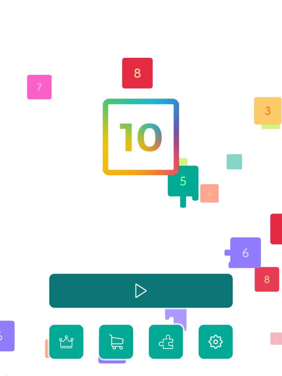 10 - 頭が良くなるフリックパズルゲームのおすすめ画像5