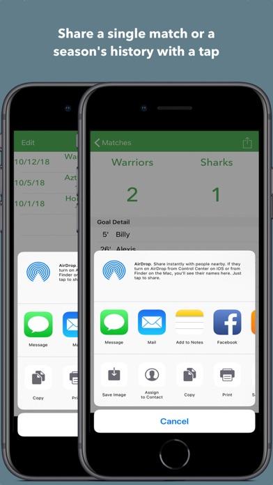 Simple Soccer Scoreboard screenshot 4