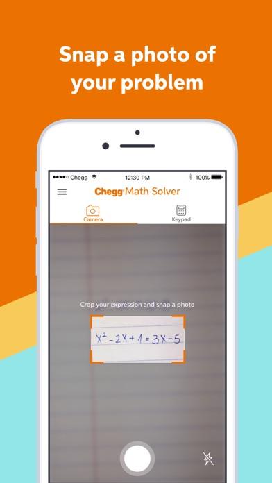 Chegg Math Solver - math help for Windows