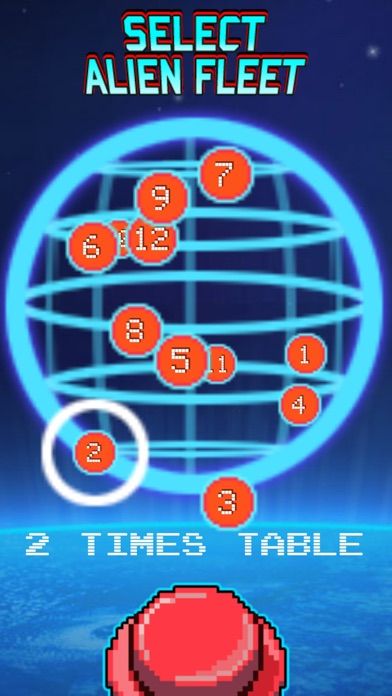 Times Tables Invaders AR Screenshot 2