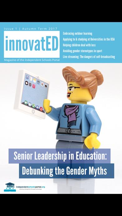 innovatED Magazine screenshot 3