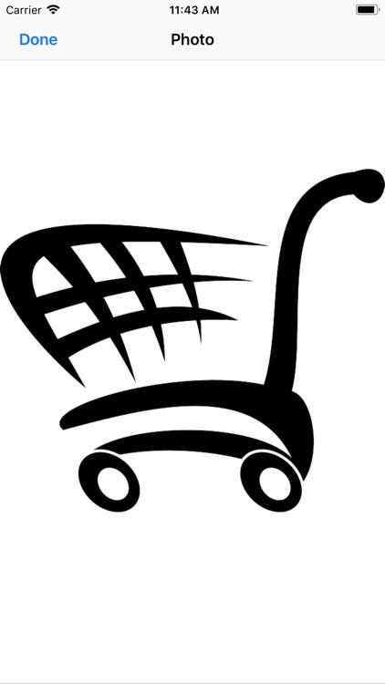 Shopping Cart Stickers screenshot-3