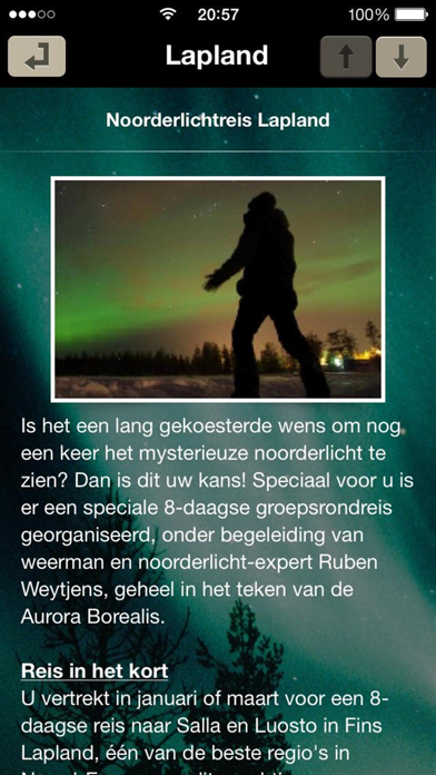 NoorderlichtApp screenshot three