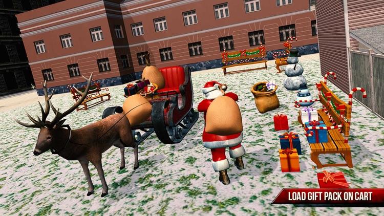 Santa Christmas Gift Delivery screenshot-4