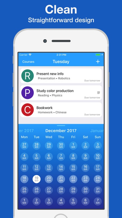 Homework App screenshot-4
