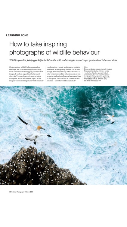Outdoor Photography Magazine screenshot-3