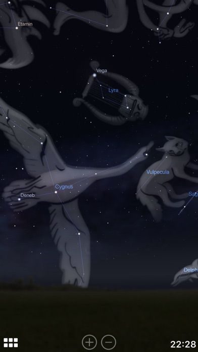 Stellarium Mobile Sky Map Screenshots